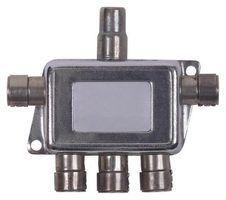 Que tipo de divisor funciona em um sistema de cabo digital?