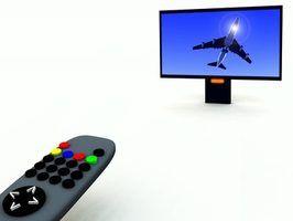 O que as ondas não têm controles remotos de televisão?