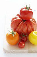 Que as plantas de tomate são os melhores para jardins em michigan?