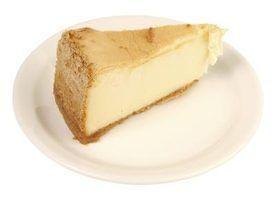 Por que o meu cheesecake crack?