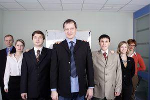 Equipe edifício exercícios para supervisores
