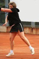 Regras de tênis feminino