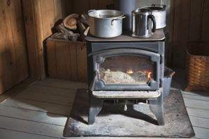 Métodos de instalação fogão a lenha