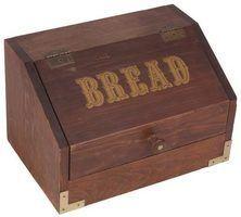Caixas de pão de madeira vs. Caixas de pão de aço inoxidável
